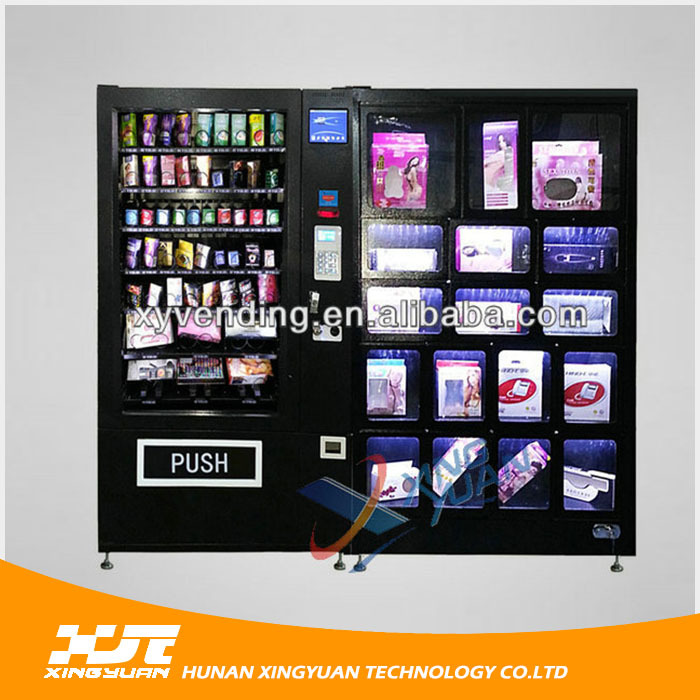 2015 Hot Sale Bulk Sex Toy Vending Machine