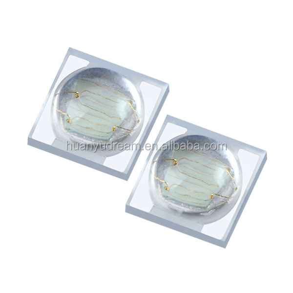 450-460nm high power 1 w smd 3535 40-50 lm white color