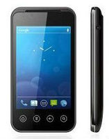 cheapest 3.5 inch MTK6515M Android 4.0 smart phone with Dual sim cards dual standby