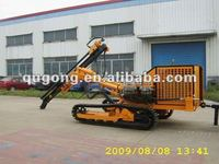 Powerful rotary deep rock blast hole / DTH drilling rigs manufactures/ Mud pump for drilling rig