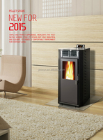 New Product Modern Design Wood Pellet Stove for Sale