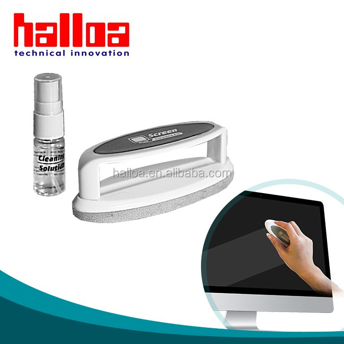 Top Sell Innovative Portable Handgrip IPA Free Mobile Screen Cleaner