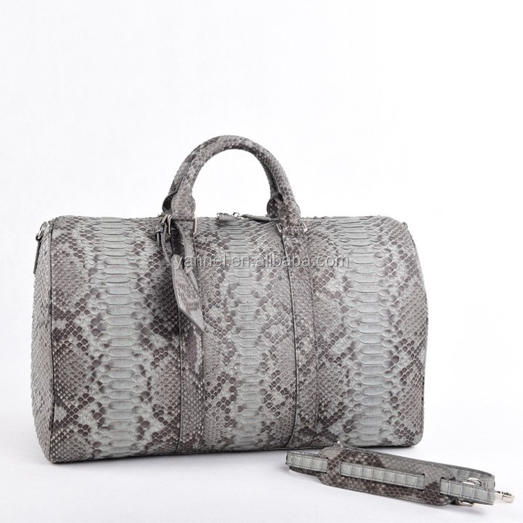 travel duffel bag#worldtraveler#python luagge case#exotic bag#luxurylife#travel case