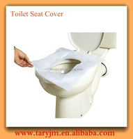 America wood pulp paper disposable toilet seat covers
