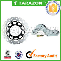off-road dirt bike 320mm oversize floating brake discs rotors for honda/kawasaki/suzuki/yamaha/ktm