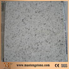 China natural stone white granite tiles 18x18