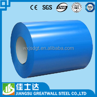 prepainted steel coil/sheet metal roofing rolls / corrugated galvanized steel sheet with price
