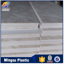 UK market 1 meter Waterproof tongue & groove marble pvc wall panel with good price