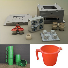 household / restaurant / hotel plastic coffee / water plastic cup / glass mold / mould