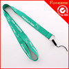 Mobile phone tube sublimation lanyard for promotion