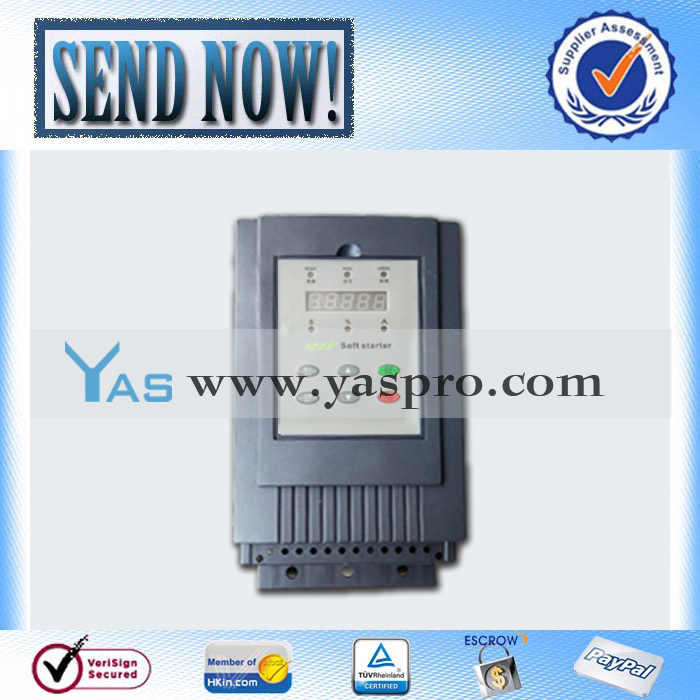Online Soft Starter control panel IAS6-007KW-4