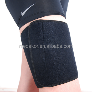 neoprene adjustable thigh support
