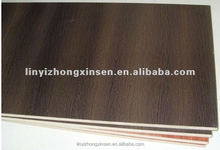 mdf core melamine faced plywood