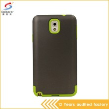 Factory direct supply silicone case for samsung galaxy note 3