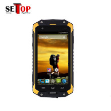 Discovery V9 waterproof rugged smart phone 5.5inch IPS screen 4g android 4.4 4G ROM 4000mah battery GPS china smartphone