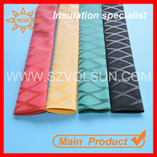 Beautiful Colors Protective Non-slip Streak Heat Shrink Sleeves