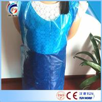 Beauty Salon Uniform Plastic Apron For