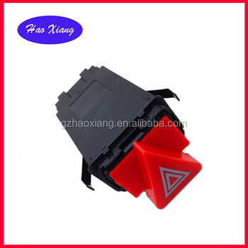 Flash Switch Warning Lamp Switch for 4B0 941 509 C