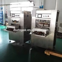High speed vacuum skin packaging machine for OEM factory price sale