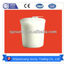 Super quality white wax candle manufacturers