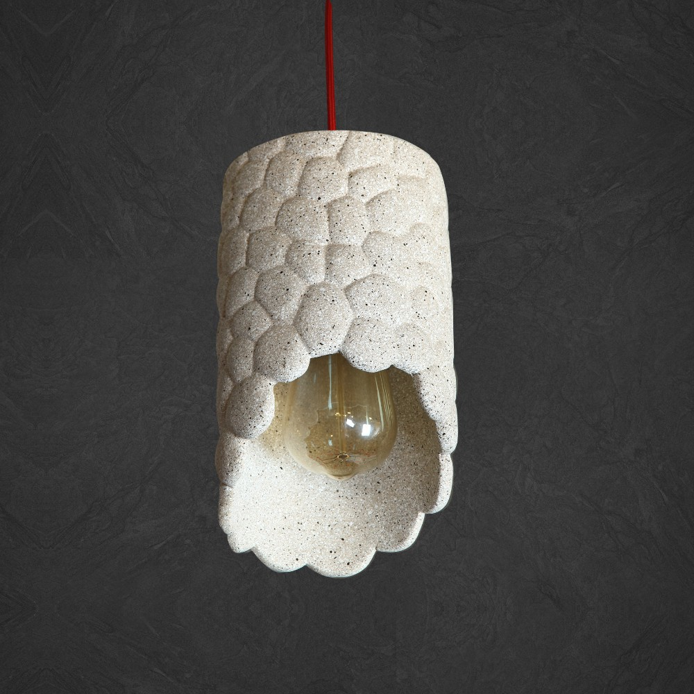 2016 Modern Concrete Lamp Cement Modern Pendant Lamp Cement Ceiling Lamp  For Hotel,Home,