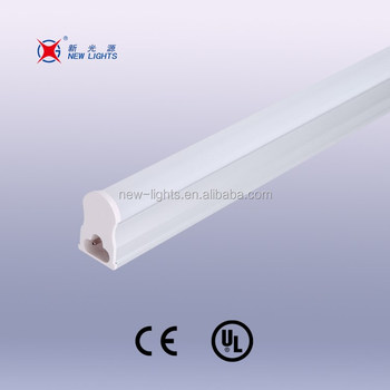 High lumen New design led tube fixture smd3528 t5