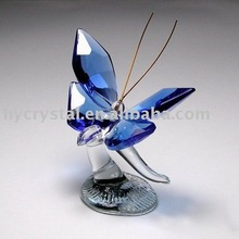 Beautiful Crystal Butterfly with high quality