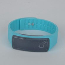 Silicone Sports Wristband Digital LED Watch