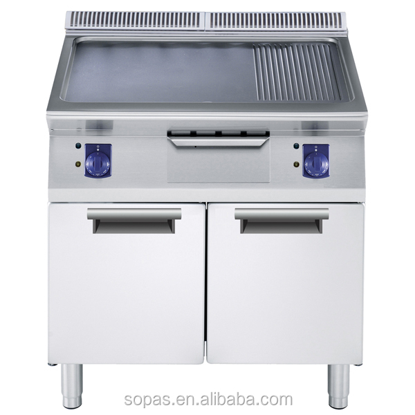 Hot Sale Commercial Kitchen Electric Gas Griddle Buy