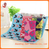China supplier children towel Three layer cotton hand towel