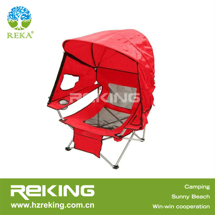 Wholesale cheap folding outdoor chair with roof