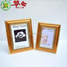 Hot sale product 100% quality custom family gift film digital gold picture frame hd photo