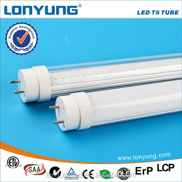 Factory price 2FT 60cm 12w direct-replace sex tube led t8 tube light with ETL TUV SAA CE ROHS DLC LCP approval