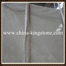 Chinese popular crema marfil marble slab price (Good Price CE)