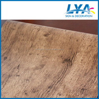 wood grain pvc sheet size in 45cm*8m, 45cm*10m,45cm*15m for Russia market