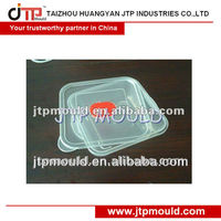 hot runner 1 point plastic container injection molds
