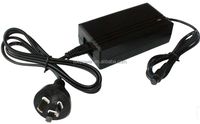Diamond quality ac dc power adapter with digital timer plug for self balancing scooter