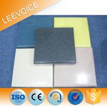 Fabric Covered Acoustic Wall Panels Sound Proofing and insulation materials
