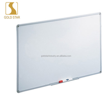 Good quality pre-coated steel dry erase board magnetic whiteboard for kids