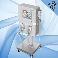 Skin Rejuvenation RF Beauty Machine with Skin Penetration Depth 1.5mm / 2.5mm / 4.0mm (SMAS RF Shaper)