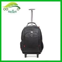 trolley backpack laptop bags aoking trolley backpack with wheels