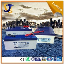 2015 wholesale 12v 100ah sealed lead acid battery for solar and wind syetem