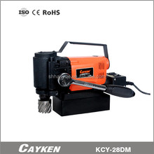 magnetic electric drill motor steel bar cutting machine china manufacturer KCY-28DM