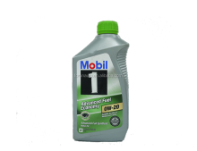 MOBIL1 ADVANCED FUEL ECONOMY SAE 0W-20 motor oil