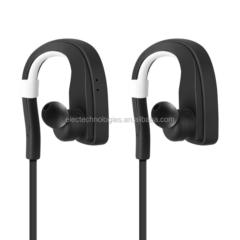 made in china rohs sport wireless fm radio bluetooth 4.1 earphones earphones earphones in ear stereo with mp3 player for samsung
