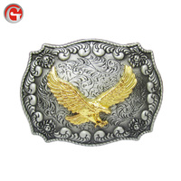High quality custom adjustable military metal belt buckle for men belt