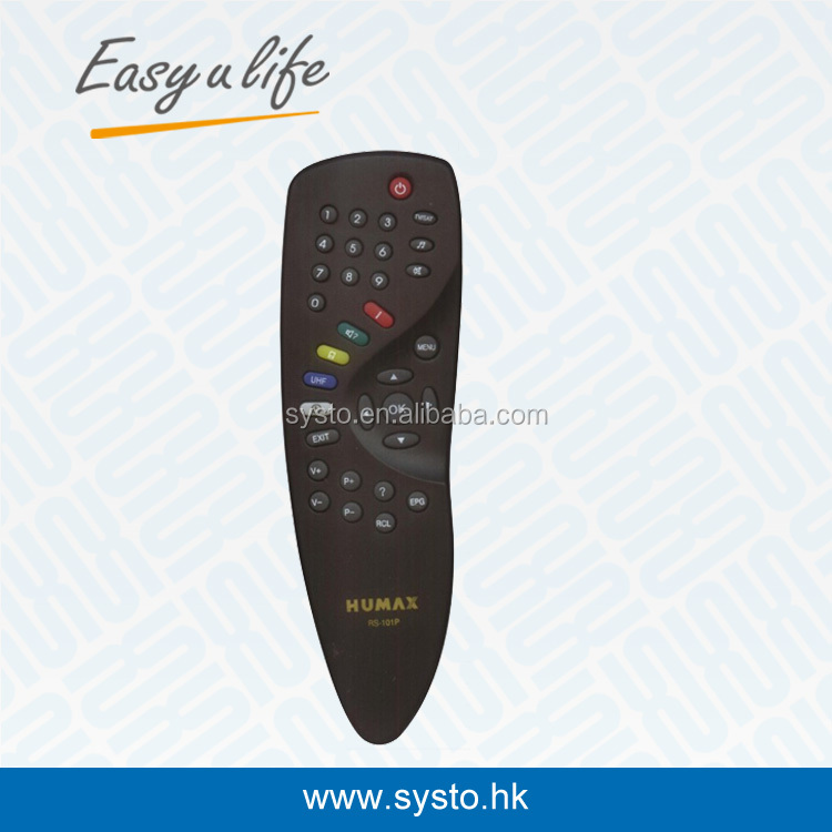 HSR082 (HUMAX) RS-101P+ TUNIS MARKET HOT SELLING REMOTE CONTROL