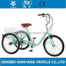 disabled tricycle / cargo bicycle / 3 wheel adult bike