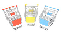 hot sale kid toy mini shopping cart
