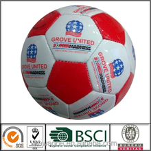 mini cheap footballs/promotional soccer ball/professional football
